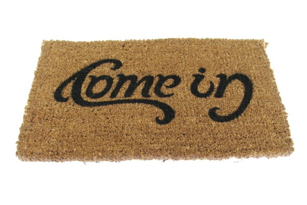 Geeky door mat designs spicytec - Geeky welcome mats ...
