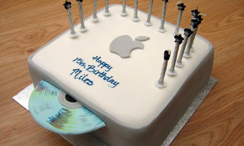 cool 15th birthday cakes