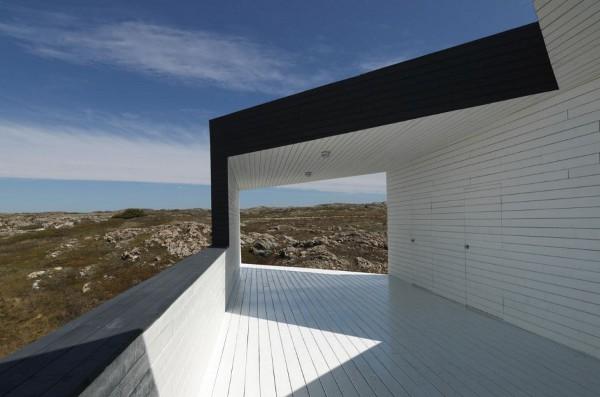 Fogo Island Studio Newfoundland Seen On  www.coolpicturegallery.us