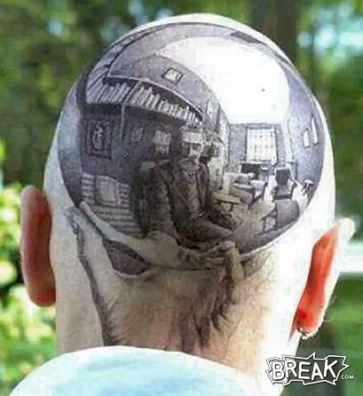 Street Fighter Head Tattoo. By Se7en | March 24, 2009