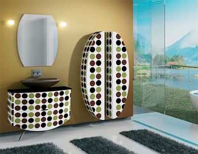 Luxury Bathroom Furniture Design