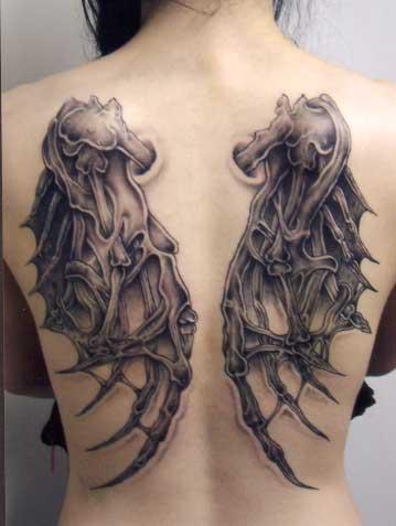 tattoos de alas. tattoo de alas. sochrisash