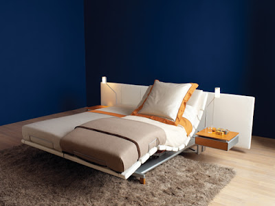 Comfort and Relaxing with Swissflex Smart Bed