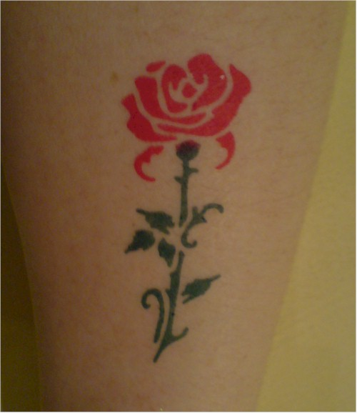 tattoo rose designs