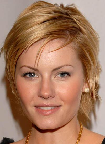 hairstyles for thin short hair. short haircuts for thick hair