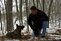 Clint & Zada in the Snow