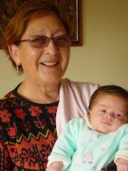 Mi Inés del alma mía y última nieta