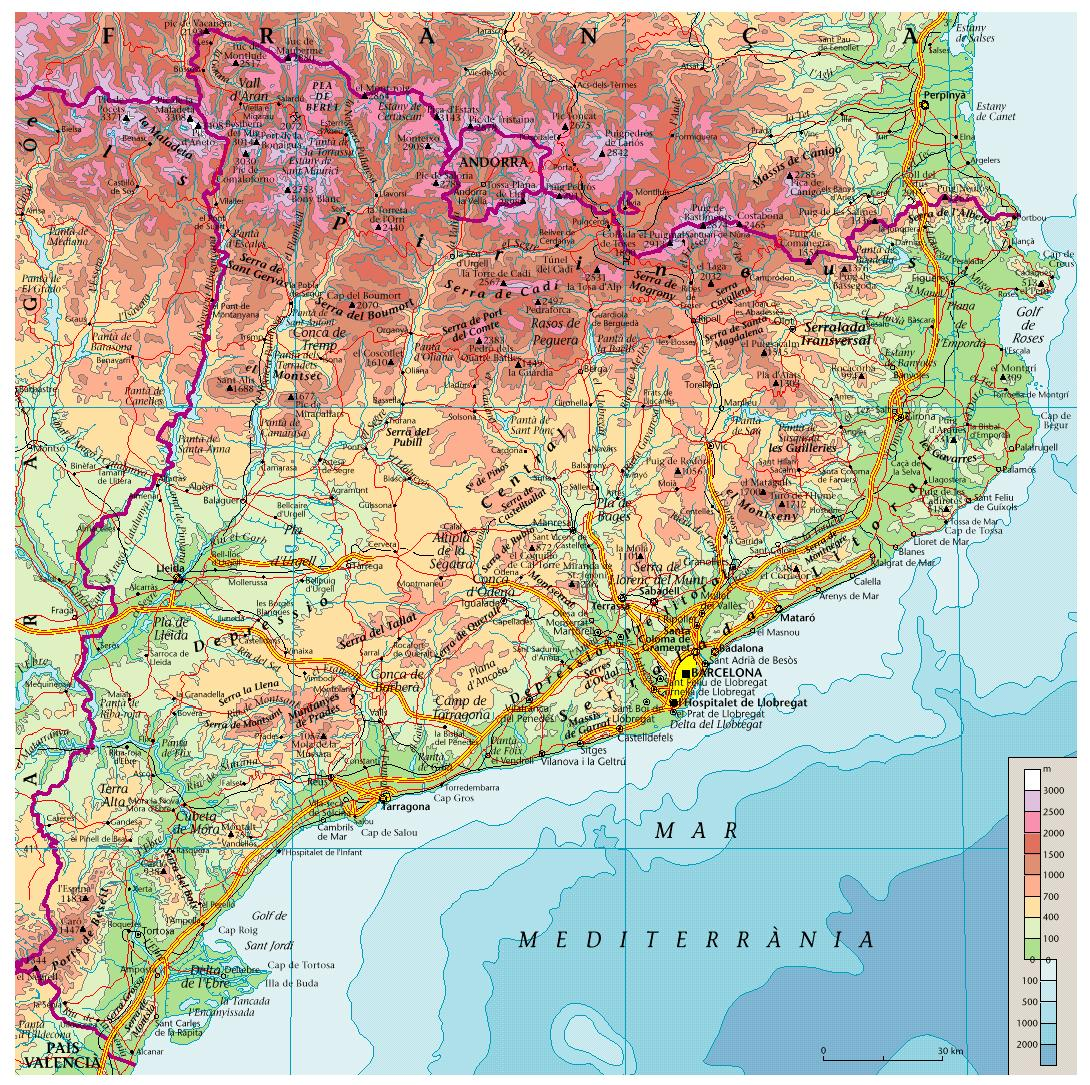 Amazing unknown Catalonia: enjoy nature, culture, wine tourism ...