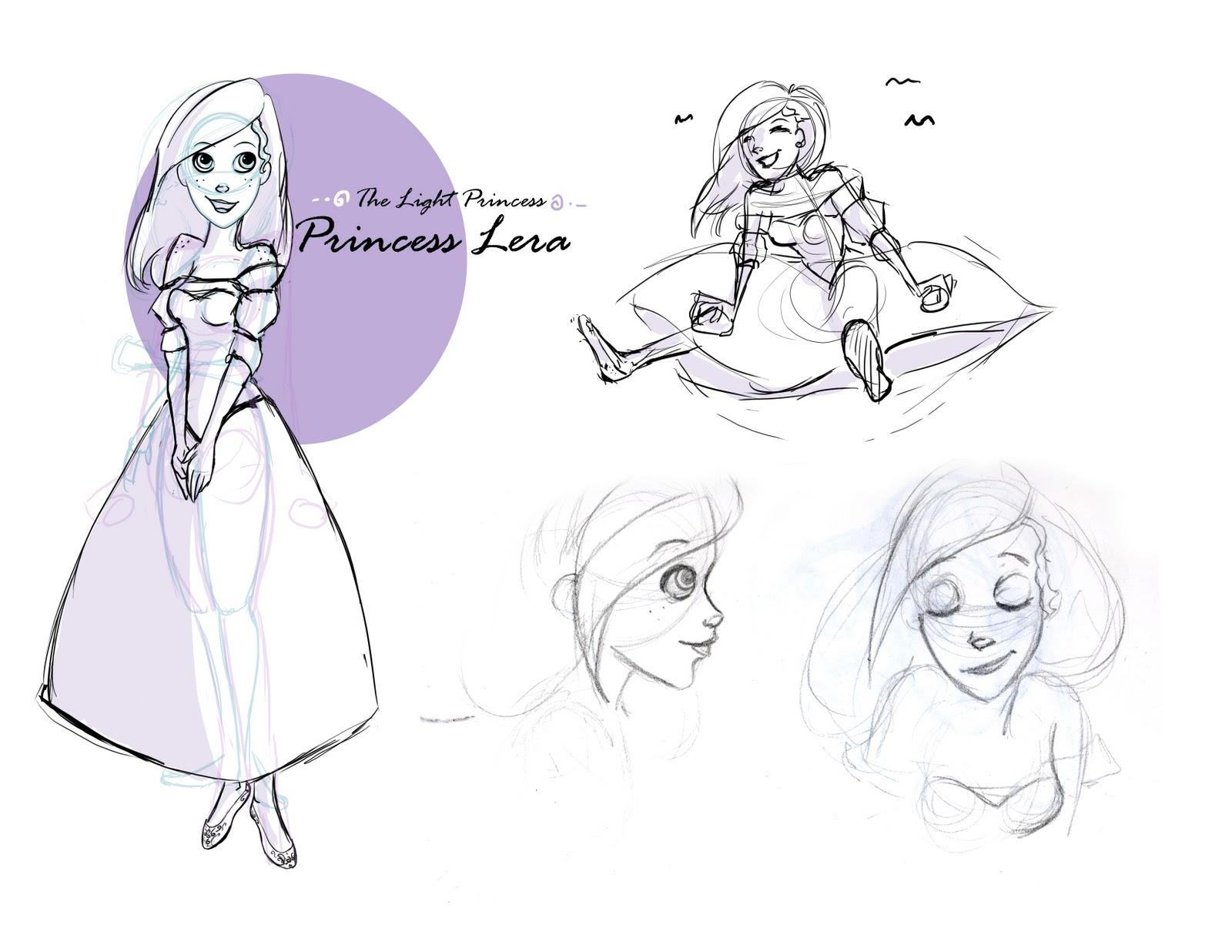 Character Design Poses : Character design class samantha s princess and joker