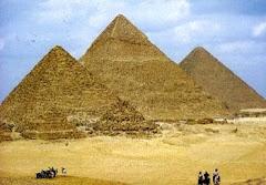 Piramides del antiguo Egipto
