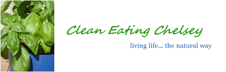 Clean Eating Chelsey