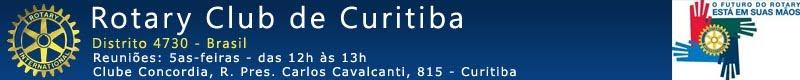 Rotary Club de Curitiba - Distrito 4730