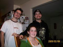 Cousins: Brandon, Justin & Jordan