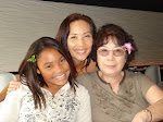 Futaba wih her mom and daughter