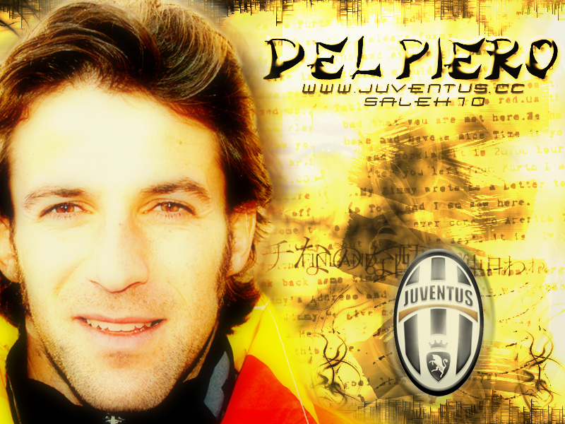 del piero wallpapers. Del Piero Wallpapers