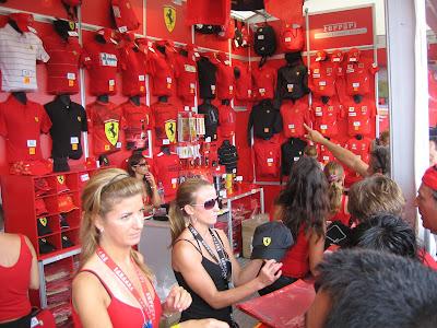 Le donne di Ferrari