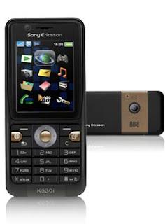 Hp Sony Ericsson K530i