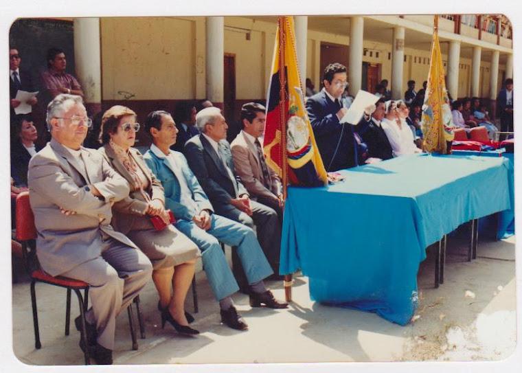 Colegio Paltas. Att. Esperanza Mori