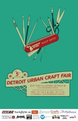 Flint handmade indie craft fairs in southeast michigan in for Craft show in michigan