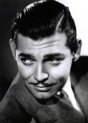 YOUNG CLARK GABLE