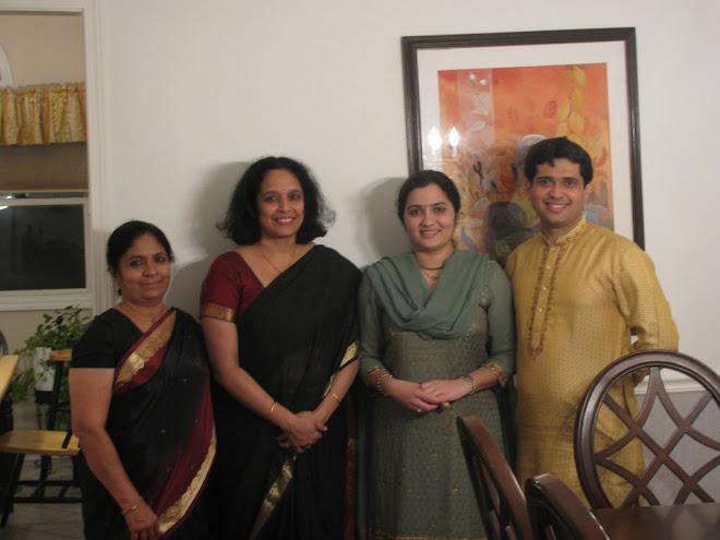 Shari Raghuram's House concert