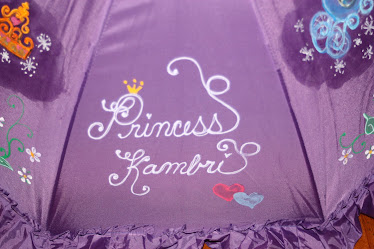 Princess with name