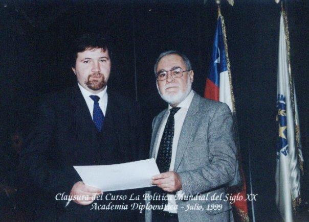 CONSUL PROF. EUGENIO CALIGIURI