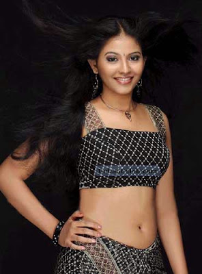 South Indian Actress Anjali Photogallery
