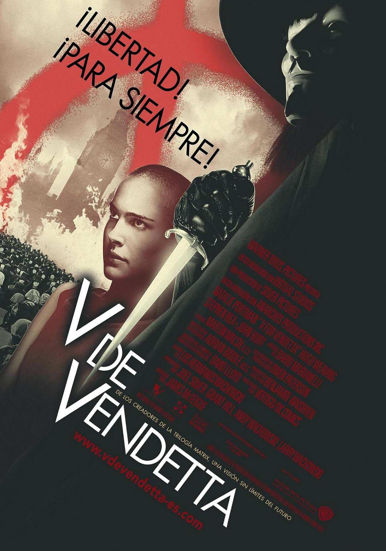 V de Vendetta (2006)