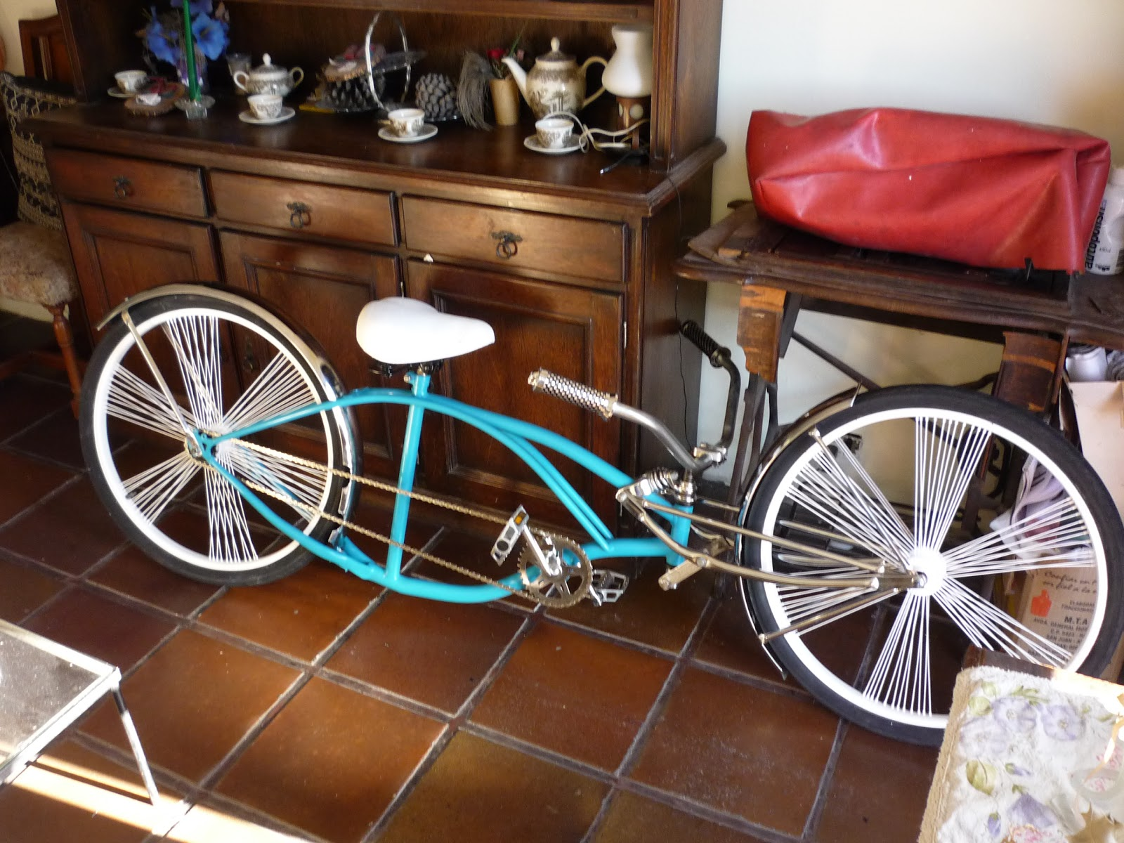 Te gusta la bici al piso sopi queres hacerte una - Como guardar bicis en un piso ...