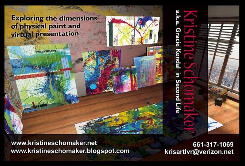 Process Artist Kristine Schomaker