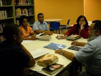 En la Biblioteca Infantil y Juvenil República DominicanaO, DISTRITO NACIONAL