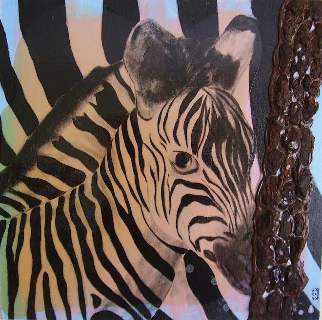 Baby Zebra - disponível