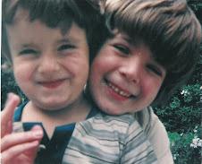 Meus filhotes quando eram pequenos