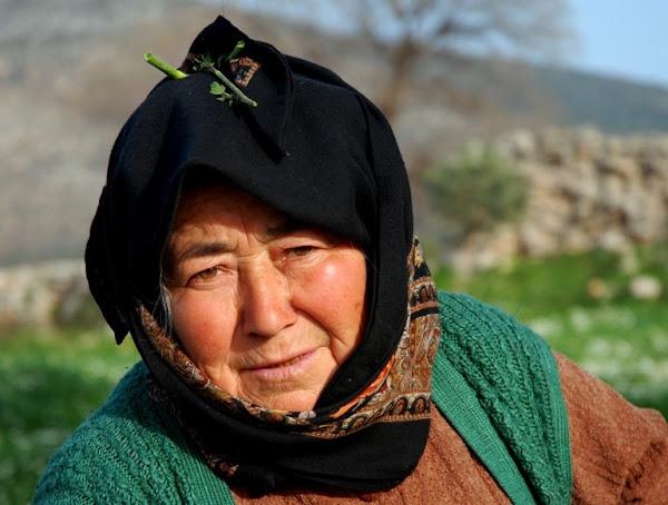 046- Anadolu kadını