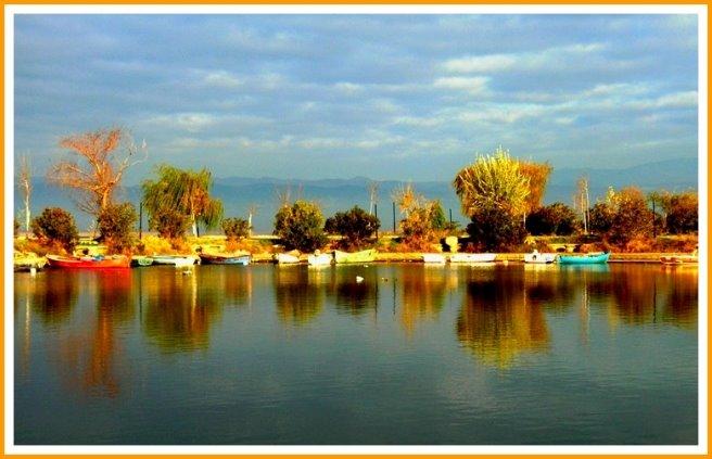 085- İznik Gölü