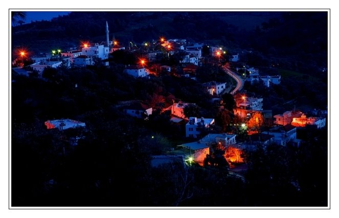 203 - Köyde akşam