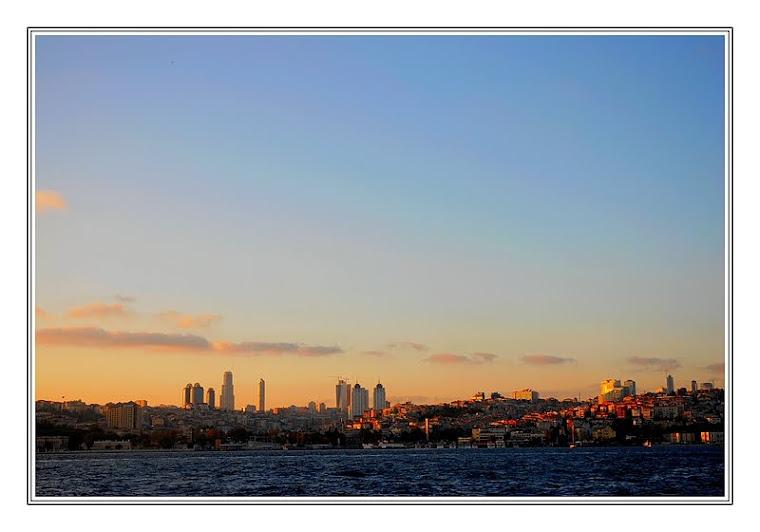 294 - Beşiktaş'ta akşam