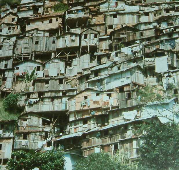la pobresa en la republica dominicana: