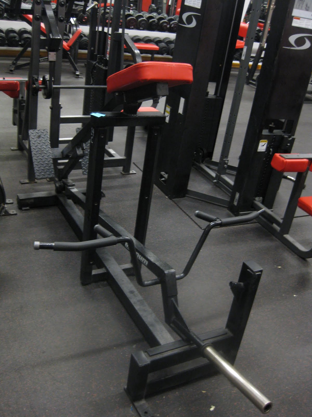 Gym Equipment For Sale Magnum Strength M88 Lever Row
