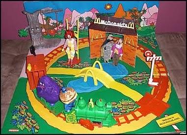 the 1976 remco mcdonaldland toyline honestly i have never