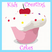 Kids Creating Cakes! Cooking For Kids
