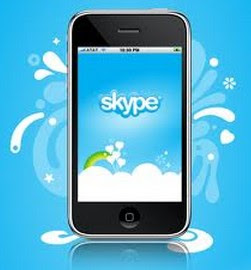 skype phone and iphone 4