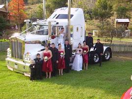 David & Karens wedding
