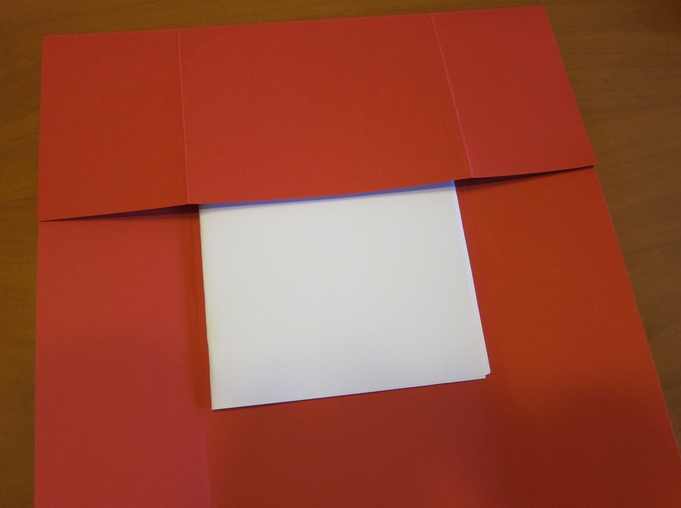 Origami A5  Booklet Size  Paper Inbox