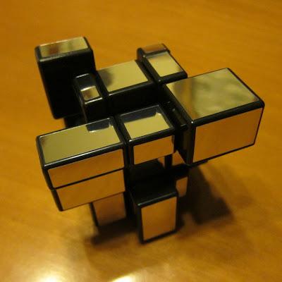 Mirror Rubik Cube