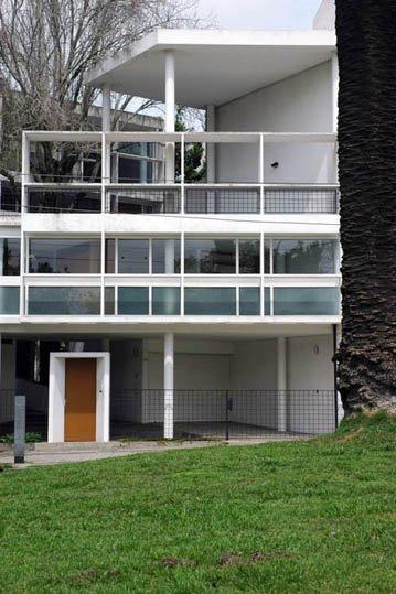 Arquitectura le corbusier - Le corbusier casas ...
