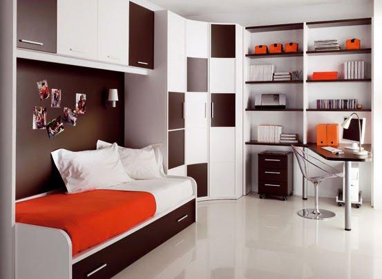 Colores para decorar con que colores combina una pared - Habitaciones con muebles blancos ...