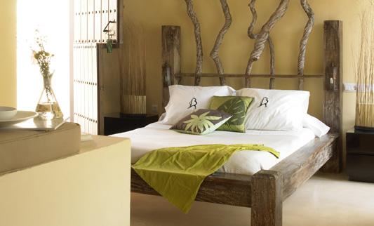 Colores para decorar cabeceros cama originales - Cabeceros originales de madera ...
