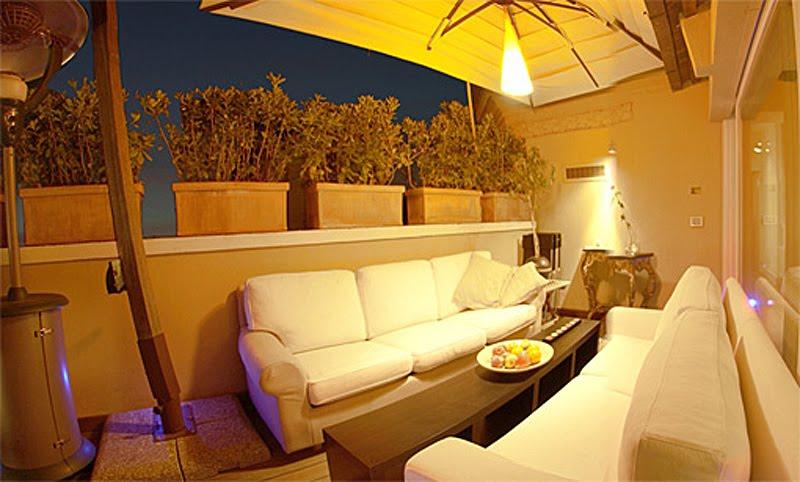 Colores para decorar azoteas y terrazas espacios para for Suelos para azoteas